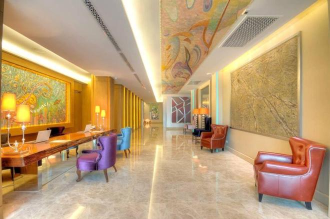 One One Bangkok Hotel - Μπανγκόκ - Σαλόνι ξενοδοχείου