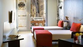 羅塞利翁艾爾飯店 - 巴塞隆納 - 臥室