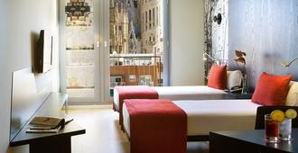 Ayre Hotel Rosellon - ברצלונה - חדר שינה