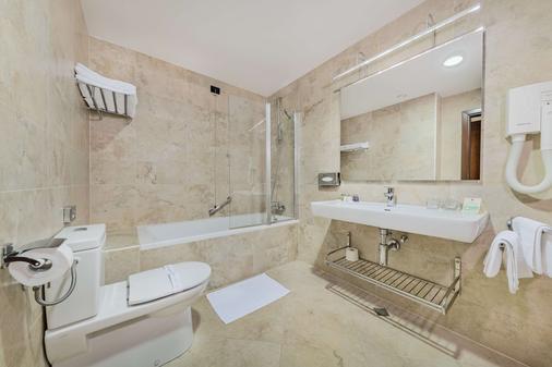 Hotel Dubrovnik - Zagreb - Phòng tắm