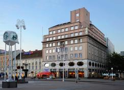 Hotel Dubrovnik - Zagreb - Rakennus
