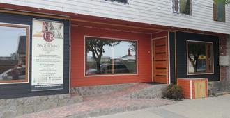 Hostal Baquedano - Puerto Natales - Außenansicht