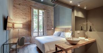 Principal B&Bcn - Barcelona - Bedroom