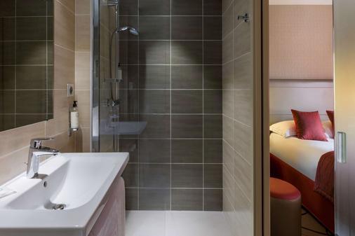 勒黎塞留最佳西方酒店 - 里摩 - 里摩日 - 浴室