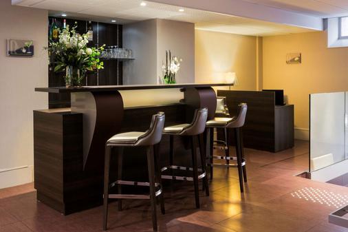 勒黎塞留最佳西方酒店 - 里摩 - 里摩日 - 酒吧
