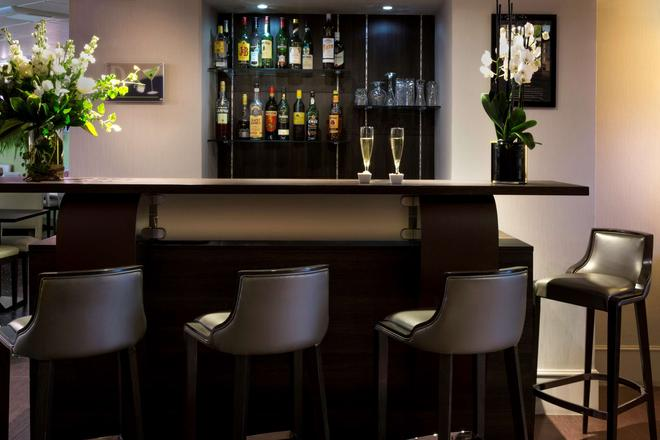 Best Western Plus Richelieu - Limoges - Bar
