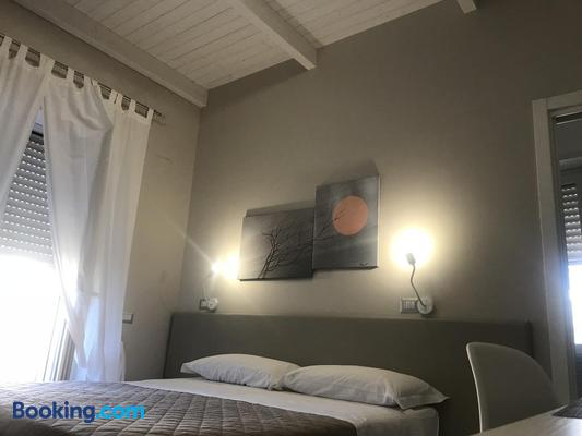 L'albarosa - Camere - Matera - Bedroom