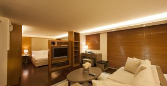 Jsl Apartment - טאיפיי - סלון