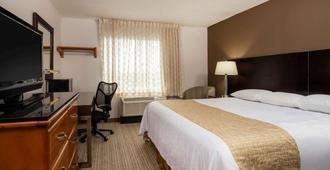 Travelodge by Wyndham Fort Wayne North - Fort Wayne - Schlafzimmer