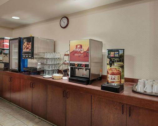 Clarion Hotel & Conference Center - Shepherdstown - Buffet