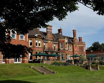 Moor Hall Hotel & Spa, BW PREMIER COLLECTION - Sutton Coldfield - Building