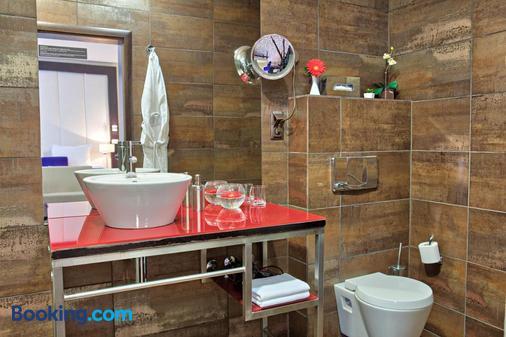 Boutique Hotel Central - Sarajevo - Bathroom