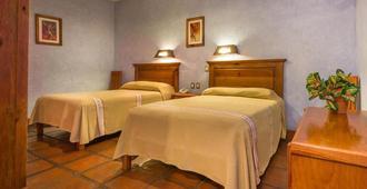 Hotel Refugio del Angel - Pátzcuaro - Phòng ngủ