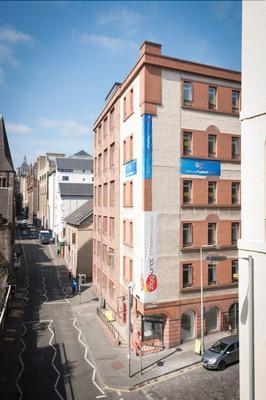 牛門島德斯蒂尼學生旅舍 - 愛丁堡 - 建築