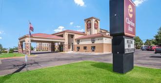 Clarion Inn - Page - Edificio
