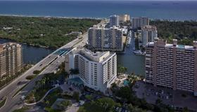GALLERYone - a DoubleTree Suites by Hilton Hotel - Fort Lauderdale - Bangunan