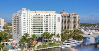 GALLERYone - a DoubleTree Suites by Hilton Hotel - Fort Lauderdale - Building