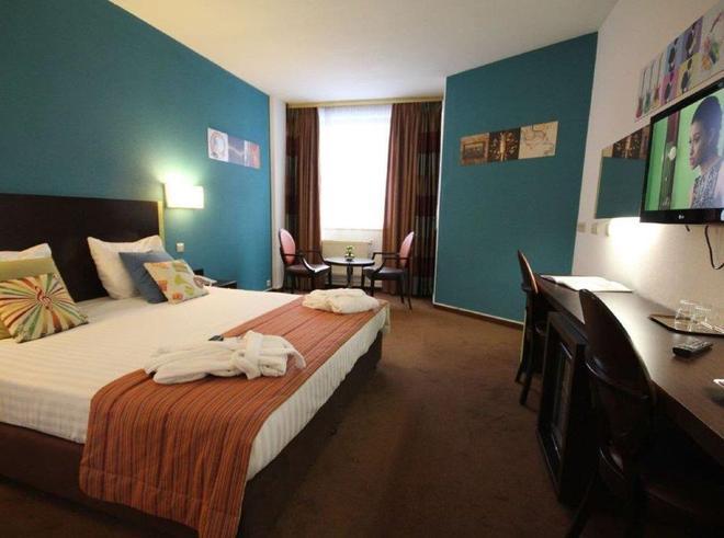 Floris Arlequin Grand-Place - Brussels - Bedroom