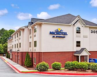 Microtel Inn & Suites by Wyndham Woodstock/Atlanta North - Woodstock - Gebouw
