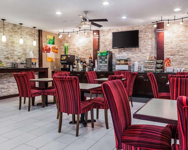 得梅因機場品質套房酒店 - 迪摩因 - 得梅因 - 餐廳
