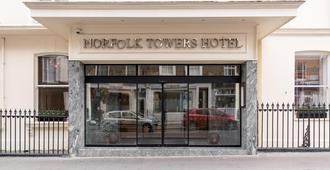 Norfolk Towers Paddington - Londen - Gebouw