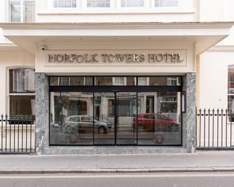 Norfolk Towers Paddington Hotel - London - Building