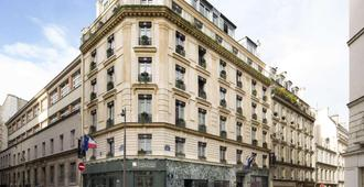Grand Hotel Saint Michel - Pariisi - Rakennus