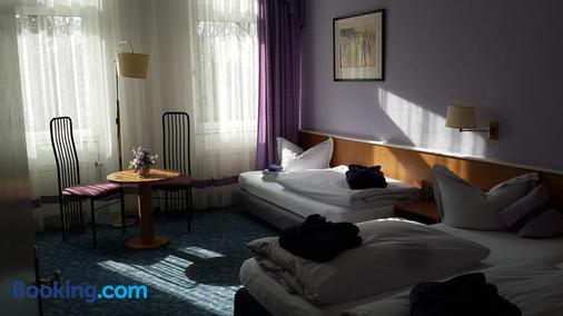 Hotel Am St. Georg - Leipzig - Phòng ngủ