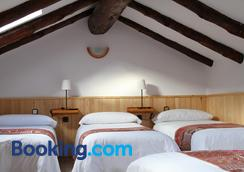 Hotel Bruxelles - Soldeu - Bedroom