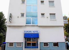 歐羅巴酒店 - 薩爾布呂肯 - 建築
