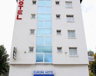 Europa Hotel - Saarbruecken - Building