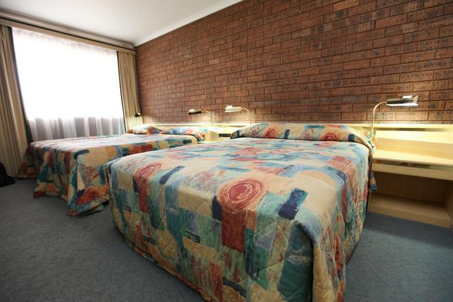 Countryman Motor Inn - Dubbo - Bedroom