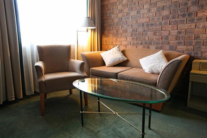Countryman Motor Inn - Dubbo - Living room