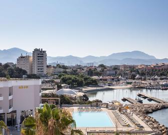 nhow Marseille - Marseille - Gebouw