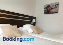 Hotel Chantereyne - Cherbourg-Octeville - Κρεβατοκάμαρα