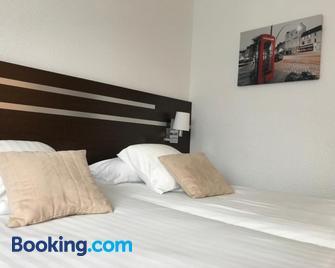Hotel Chantereyne - Cherbourg-Octeville - Slaapkamer