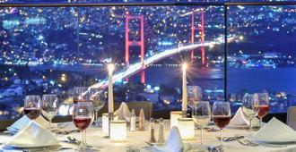 Mövenpick Hotel Istanbul Bosphorus - Istanbul - Restaurant