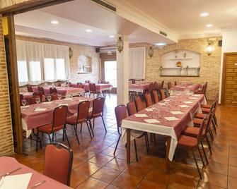 Hotel Consuegra - Consuegra - Restaurace