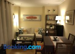 Apartamento de lujo en el centro de Vigo. (Parking Incluido) - Vigo - Living room