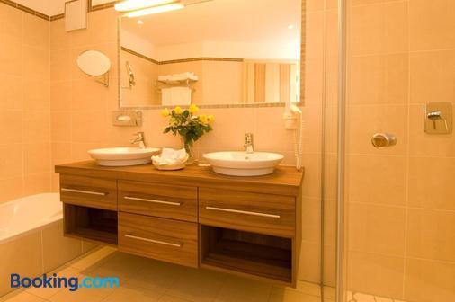 Hotel Alpen Residence - Ehrwald - Bathroom