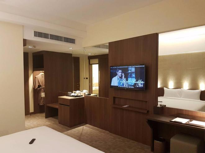 Louis Tavern Hotel - Bangkok - Bedroom