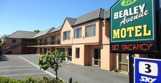 Bealey Avenue Motel - כרייסטצ'רץ' - בניין