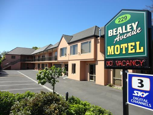 Bealey Avenue Motel - Christchurch - Toà nhà