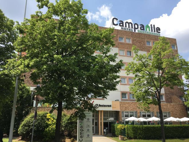 Campanile Paris Ouest - Nanterre - La Défense - Nanterre - Building