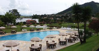 Hotel Nascentes da Serra - Посус-ди-Калдас - Бассейн