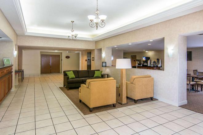 南角斯利普酒店 - 腓特烈堡 - 弗雷德里克斯堡(弗吉尼亞州) - 大廳