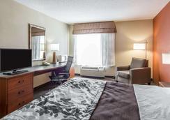 南角斯利普酒店 - 腓特烈堡 - 弗雷德里克斯堡(弗吉尼亞州) - 臥室
