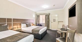 Quality Inn Ashby House Tamworth - Tamworth - Bedroom