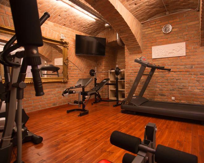 Best Western Plus Hotel Arcadia - Vienna - Gym