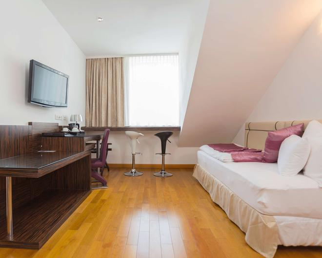 Best Western Plus Hotel Arcadia - Vienna - Bedroom